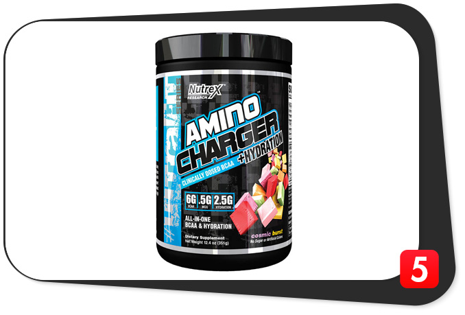 Amino Charger Hydration Review – Restore Fluids, Reap GAINS
