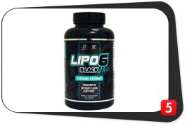 Lipo-6 Black Hers Review – Anti-Stress, Pro-Focus, Stim-Driven Stack for Women (2018 Update)