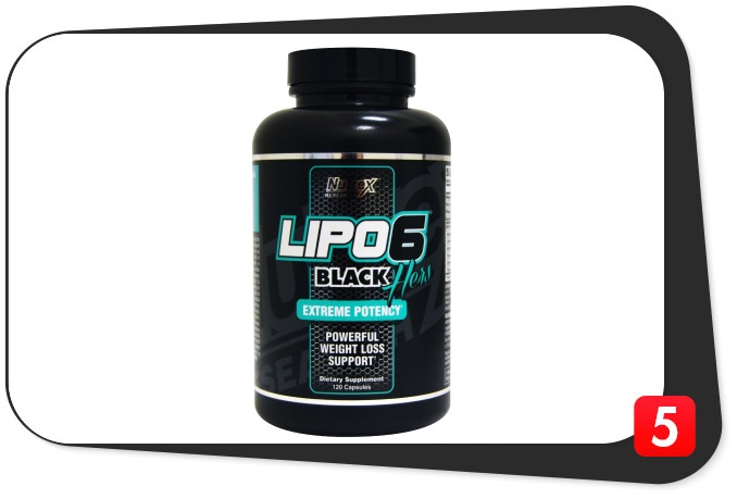 Lipo 6 black fat burner for her