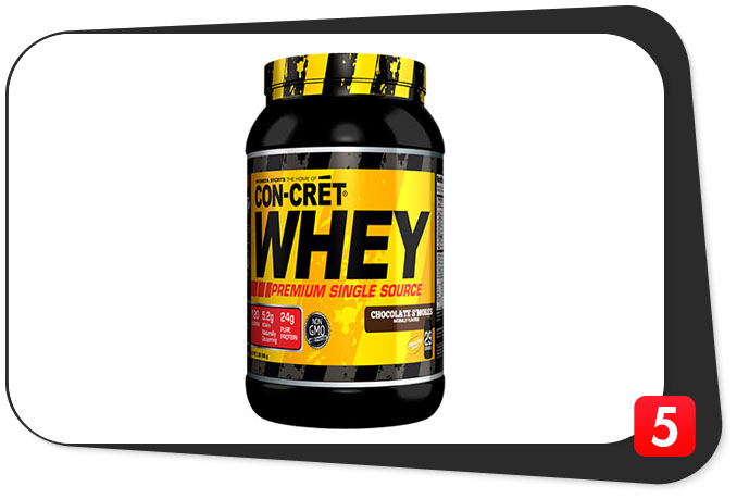 ProMera Sports CON-CRET WHEY PROTEIN Review – Single-Source WPC Supplement Delivers the Goods