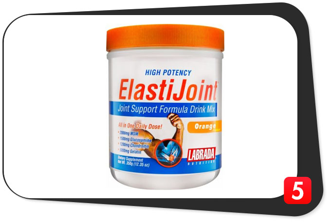 Labrada ElastiJoint Review – Delivers as Promised, Although Taste Could Use Some Work