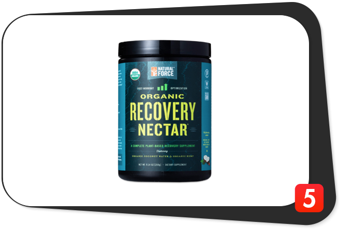 Natural Force Organic Recovery Nectar Review – Plant-Based Post-Workout Comes Up Short on Taste and Price