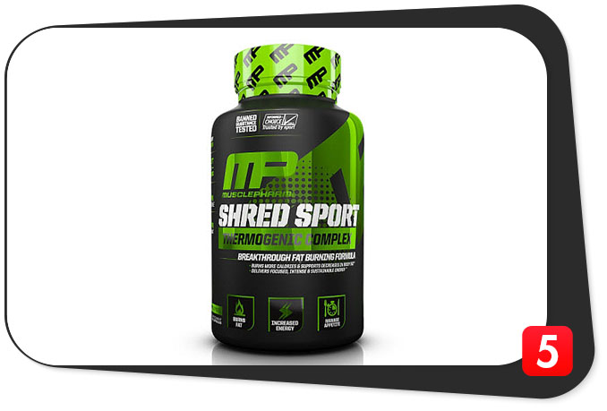 Shred Sport Review – Old School Fat Burning Formula Uses Advanced Science