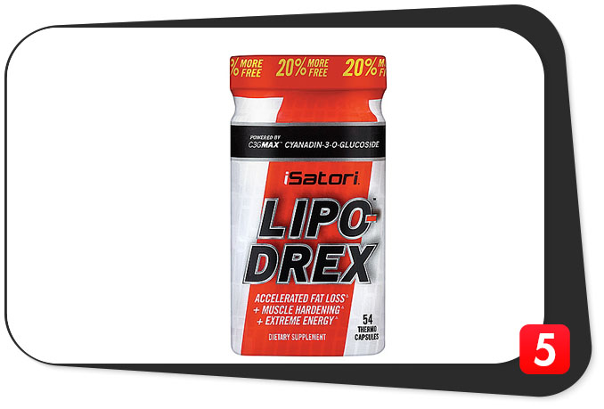 LIPO-DREX Review – Long Formula, Short Benefits