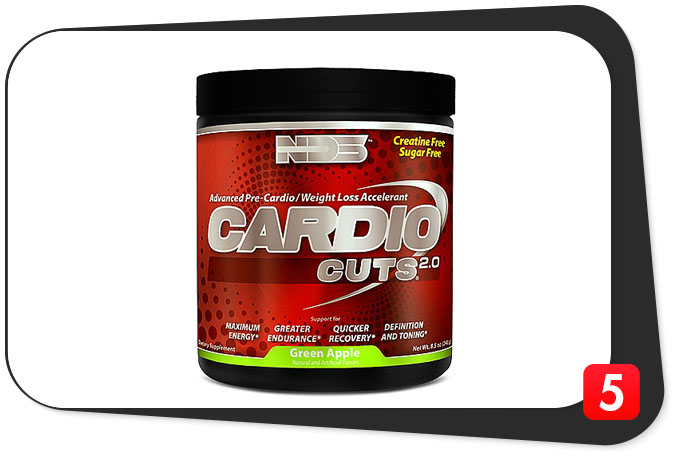 NDS Cardio Cuts 2.0 Review – Does A Little Bit Of Everything…A Little Bit.