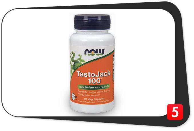 Testojack 100 Review – Tongkat & Tribulus for Vegan Man Power