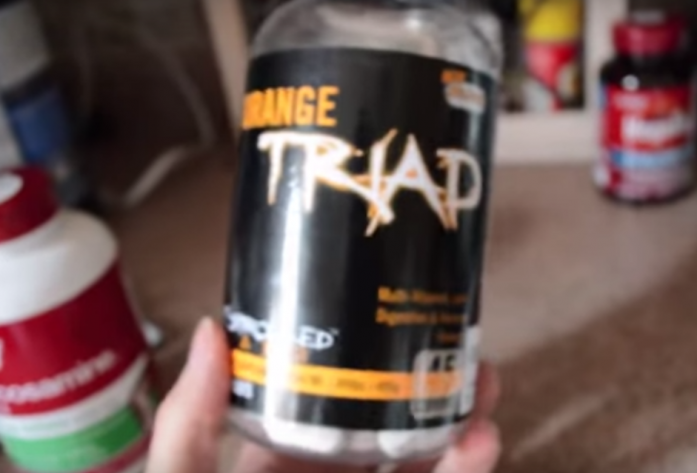 Controlled Labs Orange Triad Review