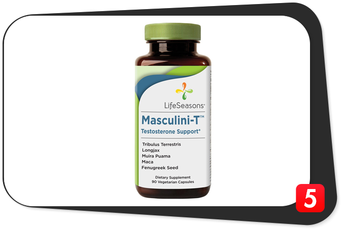 Masculini-T Review - Don't Let the Name Fool You, It's Manly