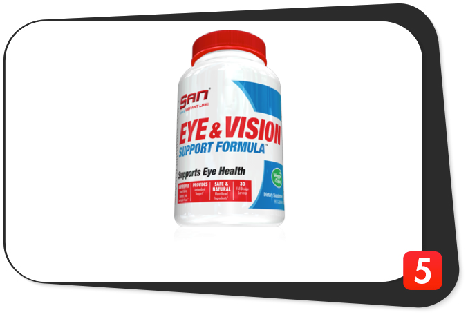 SAN VISION & EYE SUPPORT FORMULA Review – New Kid On The Block Impresses On All Fronts