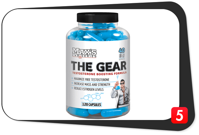 MAX'S Lab Series The Gear Review - Screw Your Liver, Let's Get the