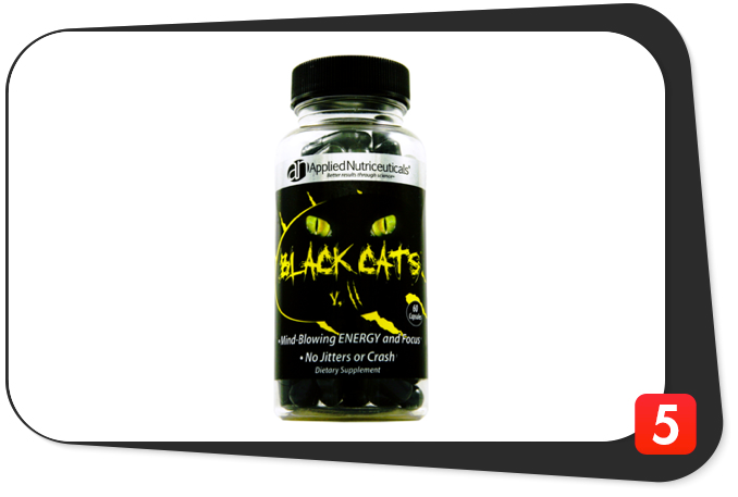 Applied Nutriceuticals Black Cats V.2 Review – No Jitters, But Chinks Prove To Be Too Much