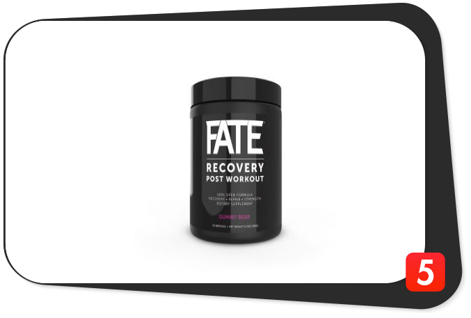 FATE Recovery Post-Workout Review – Comprehensive Post-Workout's Chinks Emerge in the End