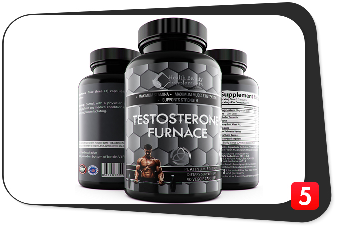 Testosterone Furnace Review