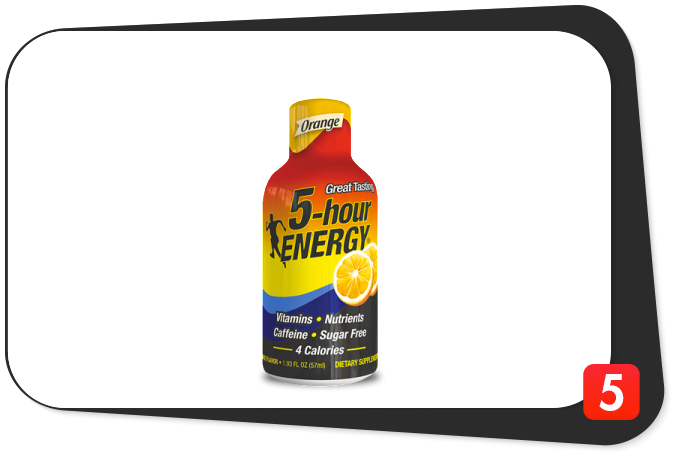 5-Hour ENERGY Review – Sure Bet To Get Busy People Going