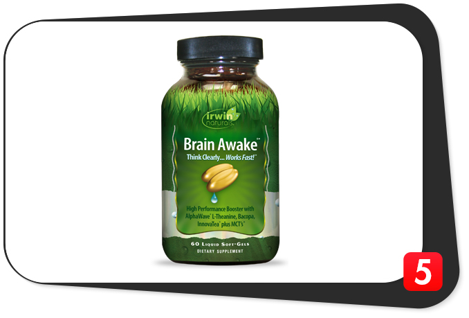 Brain Awake Review – Top-Quality Stack for Calm Mental Energy