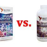 Unfair Advantage vs. Brain Octane Oil