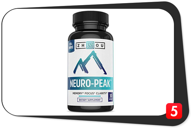 Neuro-Peak Review – Top Nootropics and Smart Formulation, Just Double-Up