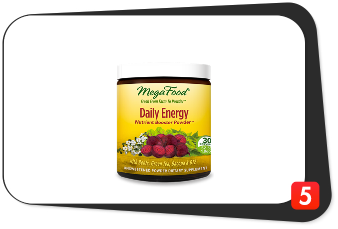 MegaFood Daily Energy Review – Nourish, Balance, And Energize With This Top-Notch Product