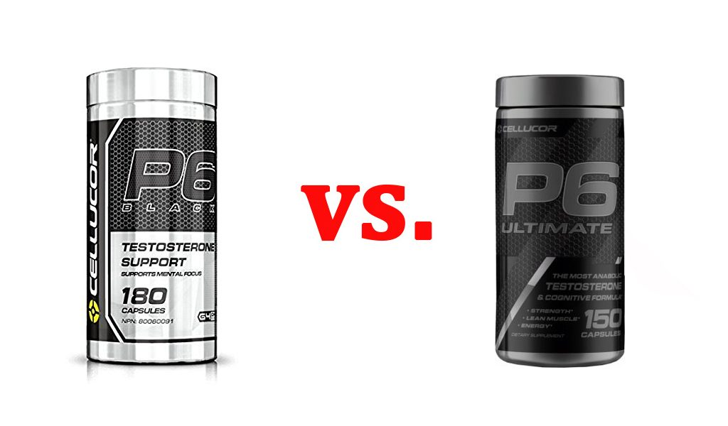 P6 Black vs. P6 Ultimate
