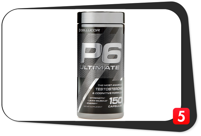 P6 Ultimate Review – Pricey Extracts and Compounds at a Pricey Price