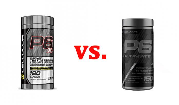P6 Xtreme vs. P6 Ultimate