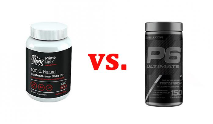 Prime Male vs. P6 Ultimate