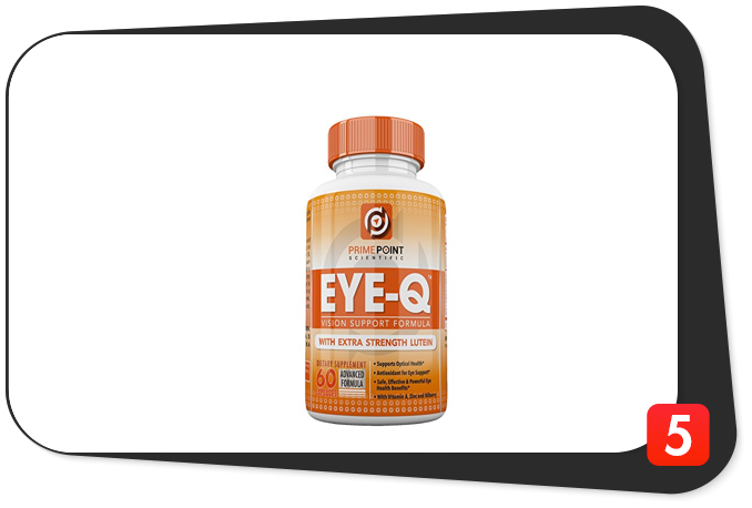 PRIME POINT EYE-Q Review – Vision Support Formula Knocks It Out Of The Park