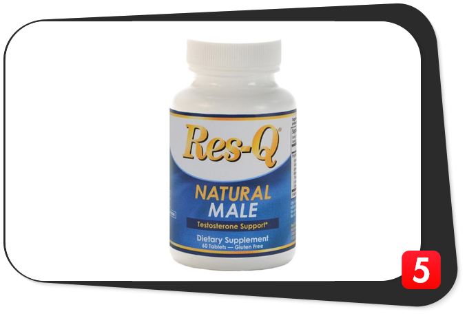 Res-Q Natural Male Testosterone Review