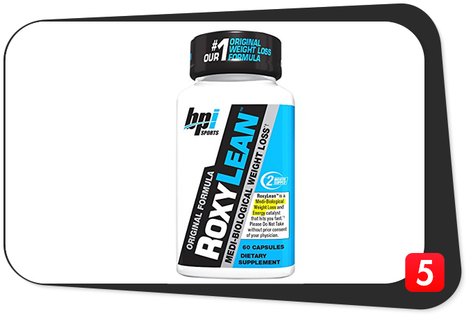 BPI Sports RoxyLean Review – Weight Loss via Stimulation and Dehydration