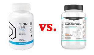 Mind Lab Pro vs. Lumonol