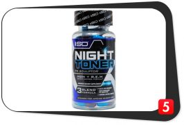 ISO Night Toner PM Sculptor Review – Non-Stimulatory 'Shred While You Sleep' Supplement