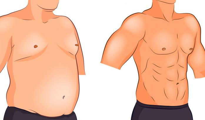 how to get rid of moobs, using training and t-booster supplements