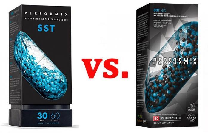 Performix SST vs. Performix SST v2X