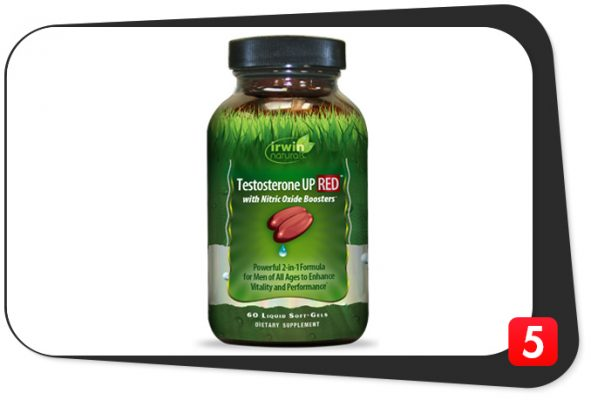 Testosterone Up Red review