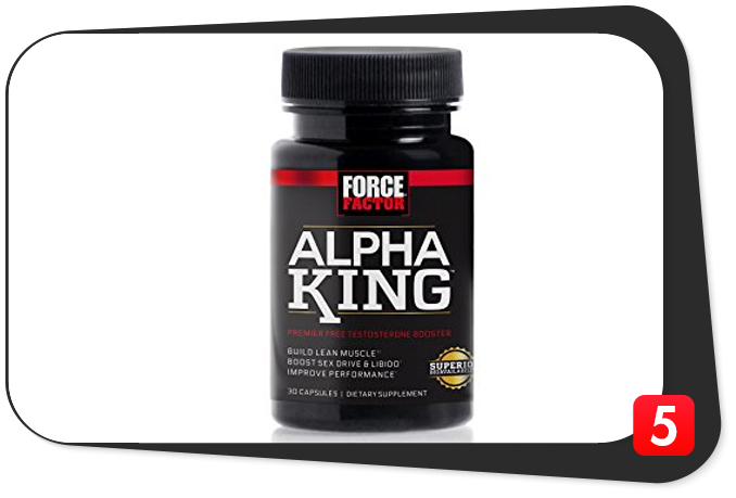 Force Factor Alpha King Review