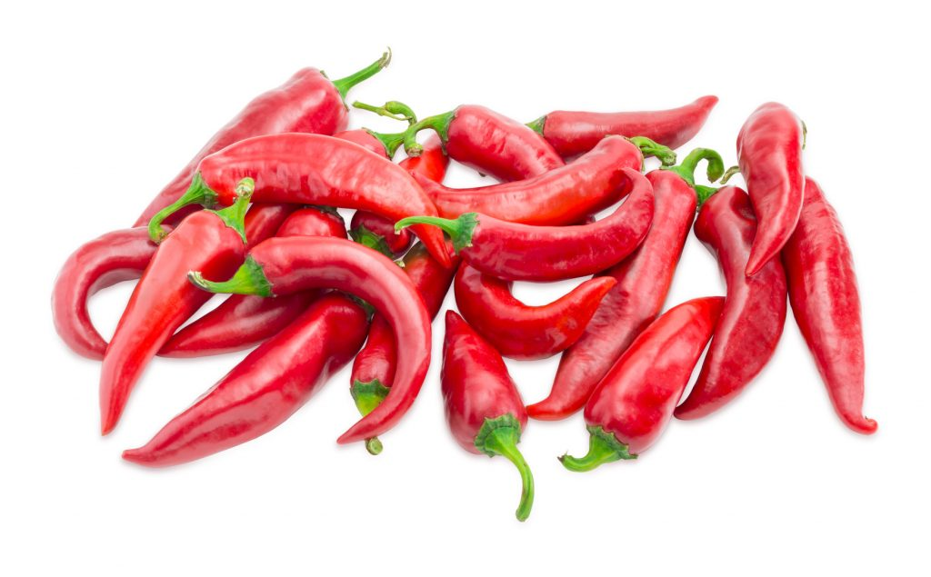 Cayenne peppers are a strategy for how to get rid of belly fat naturally.