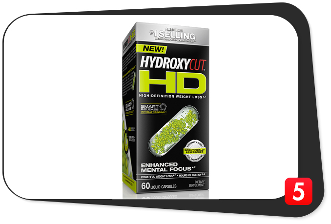 Hydroxycut HD review