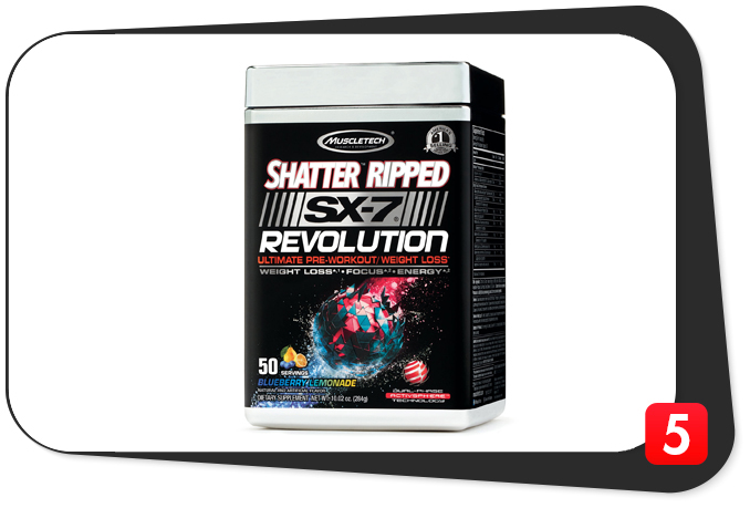 Shatter Ripped SX-7 Revolution review