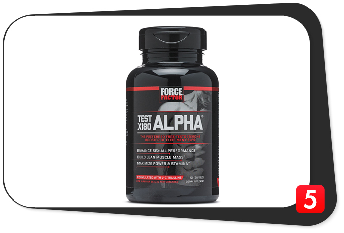Test X180 Alpha Review