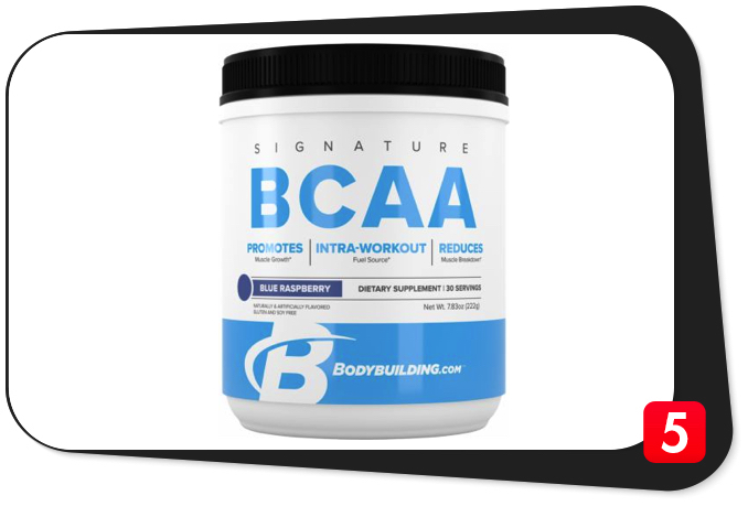 Bodybuilding.com Signature BCAA Review – Fuel And Recovery BCAA Product Not A Powerhouse
