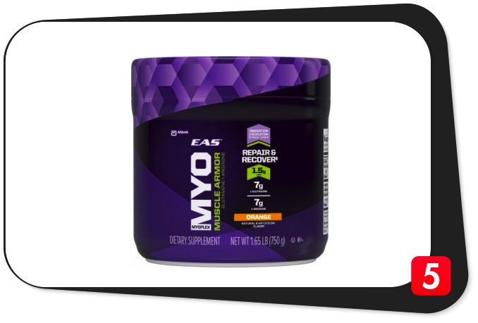 EAS Myoplex Muscle Armor Review – Simple Post-Workout Proves Fancy Ingredients Aren't Always Better