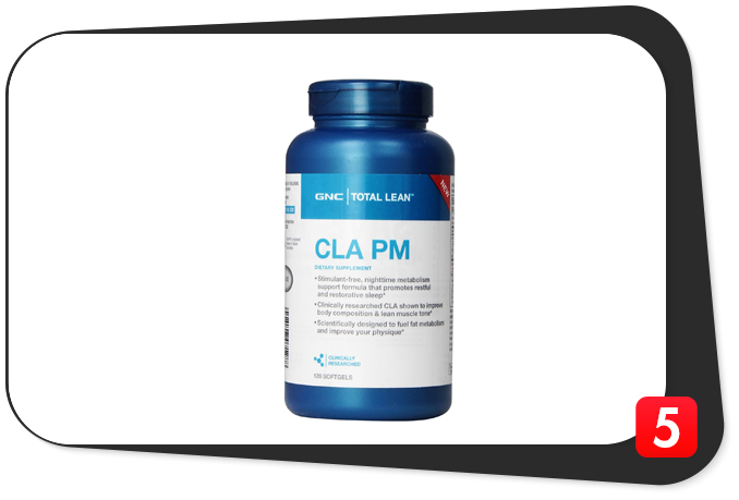 GNC Total Lean CLA PM Review