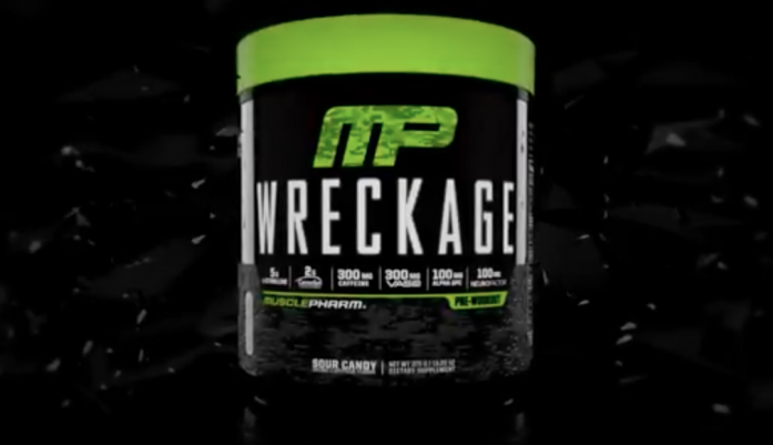 Let's see if MusclePharm Wreckage exceeds expectations in this review.
