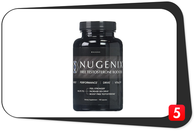 Nugenix Free Testosterone Booster Review
