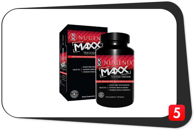 Nugenix Maxx Review
