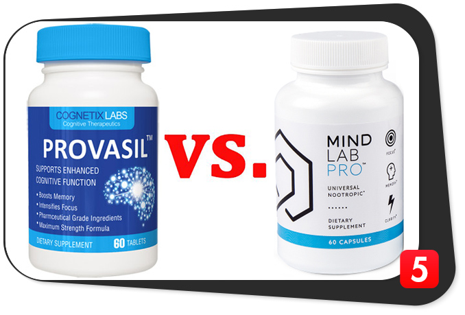 Provasil vs. Mind Lab Pro