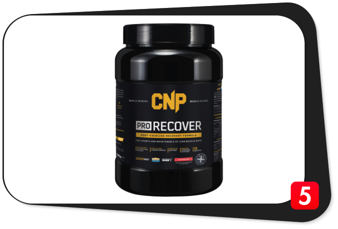 CNP Pro Recover Drink Powder Review – Sucrose-Free Version Should Be in the Offing