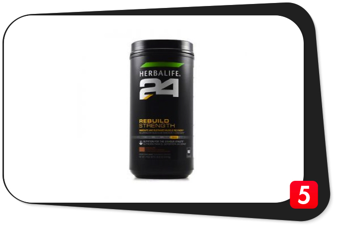 Herbalife24 Rebuild Strength Review – Clearly the Double-Edged Sword Among Post-Workout Supplements