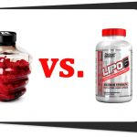 Instant Knockout vs. Lipo-6
