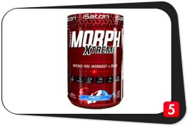 iSatori MORPH XTREME Review – The Most Complete Pre-Workout of This Supplement Generation is the Real Deal